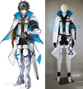 Image 1 - Nieuwe Anime Fate/Extella Link Sabel Charlemagne Cosplay Kostuum Outfit Carnaval Halloween Kostuums Voor Vrouwen/Mannen Custom Elke size