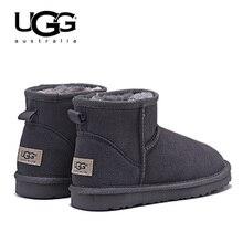 d55d4d52363ba UGG botas 5854 Ugged las mujeres botas de nieve zapatos de piel caliente mujer  botas de