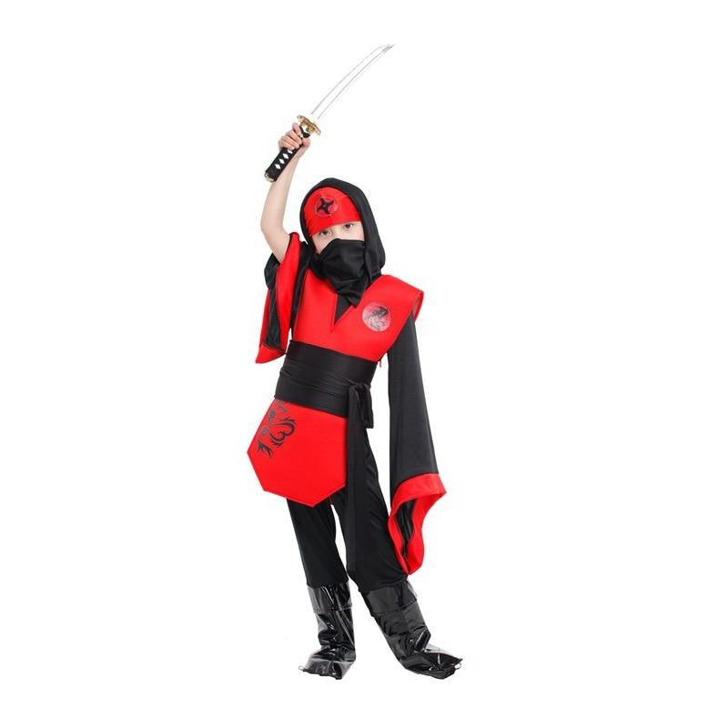 Fábrica de La Venta Directa de Regalo Torre Chicas Ninja Anime Cosplay Costume Kids Fantasia de