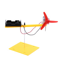 Kids Gift Rotary Wing Physics Experiment Equipment Science Toys DIY Manual Model Toy For Science Education Demonstration