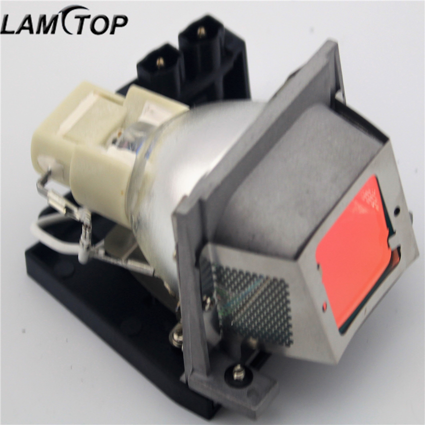 LAMTOP Replacement compatible lamp with housing/cage RLC-018 for  PJ506D/PJ556D high quality rlc 018 replacement lamp with housing for viewsonic pj506d pj556d projector