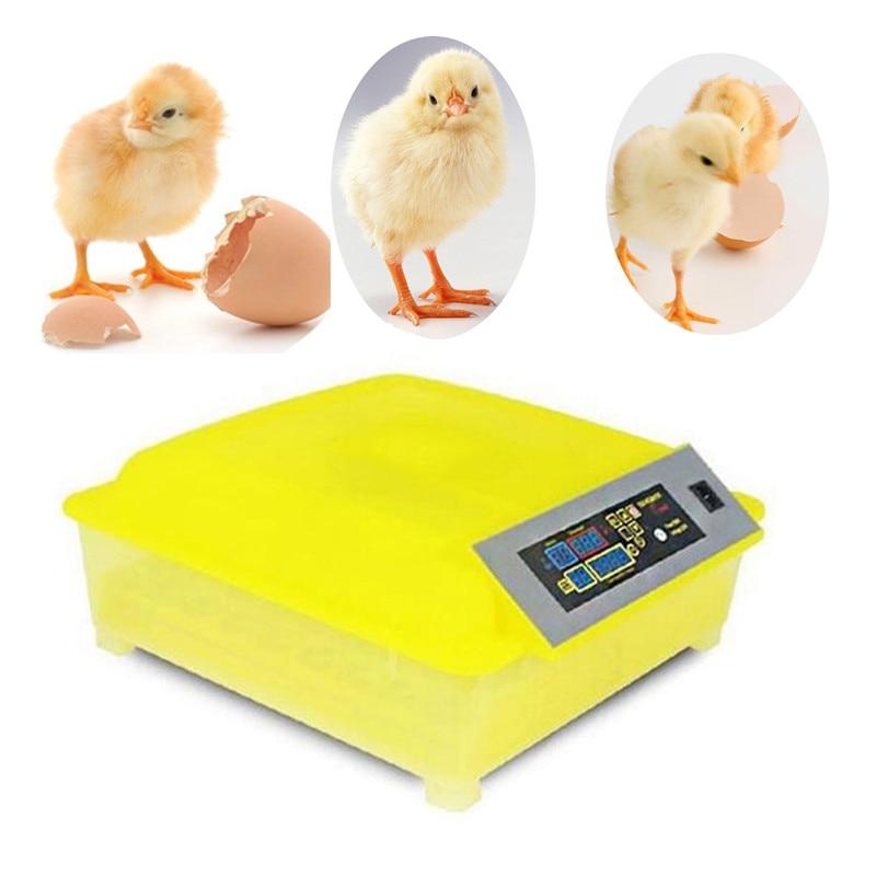 incubator Hatcher Egg Hatching Machine Fully Automated Home Use EU Plug/US Plug/AU Plug/UK Plug plug