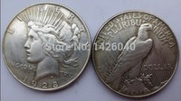 90% silver Date 1928 peace Dollars copy coins High Quality