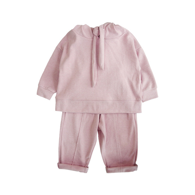 Mihkalev kids clothes girls tracksuit set 2019 autumn children clothing set tops +pants 2pcs girls sport suits baby outfits 3