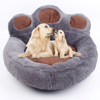 Paw Design Dog Beds Sofa Warm Pet Dog Kennel Cat Bed For Small Dogs Chihuahua Beds