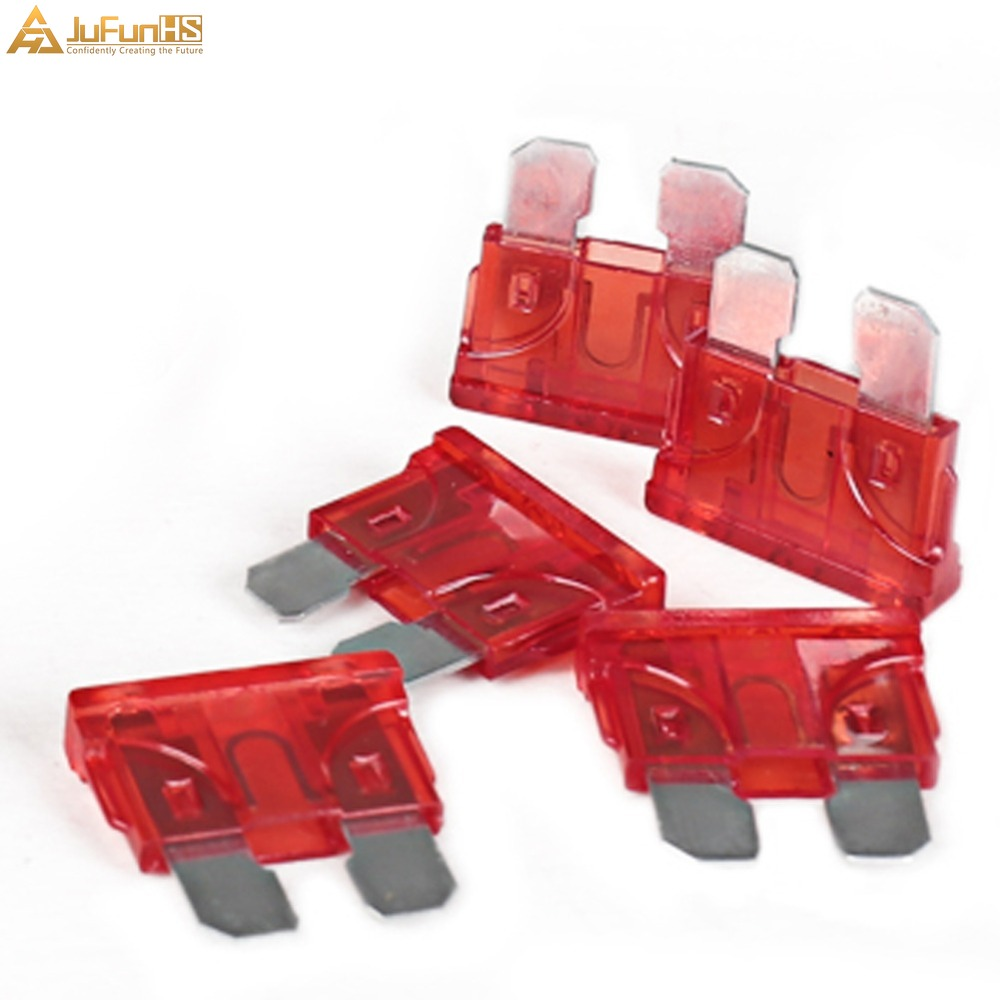5 pcs 10A Car Fuse ACU Add Circuit Standard Blade Fuse Adapter Boxe Holder Piggy Back Tap in Fuses from Automobiles Motorcycles