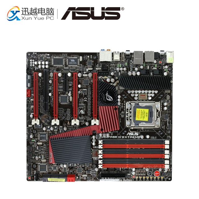 DOWNLOAD DRIVER: ASUS RAMPAGE III