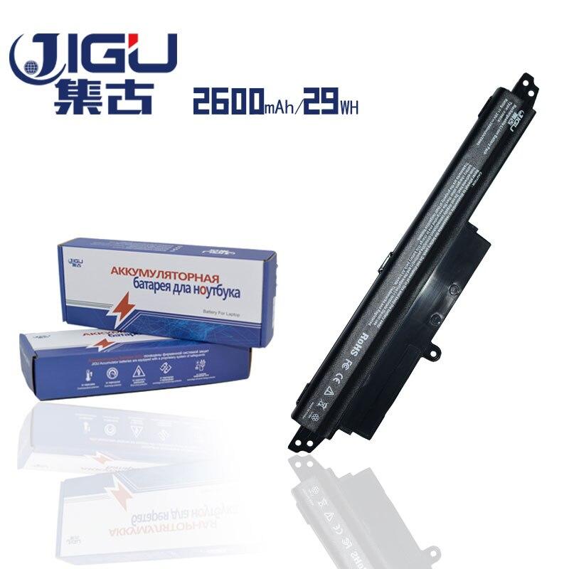 JIGU 2600mAH Laptop Battery A31LM2H A31LM9H A31N1302 For Asus FOR VivoBook F200CA F200M F200MA FX200CA X200CA