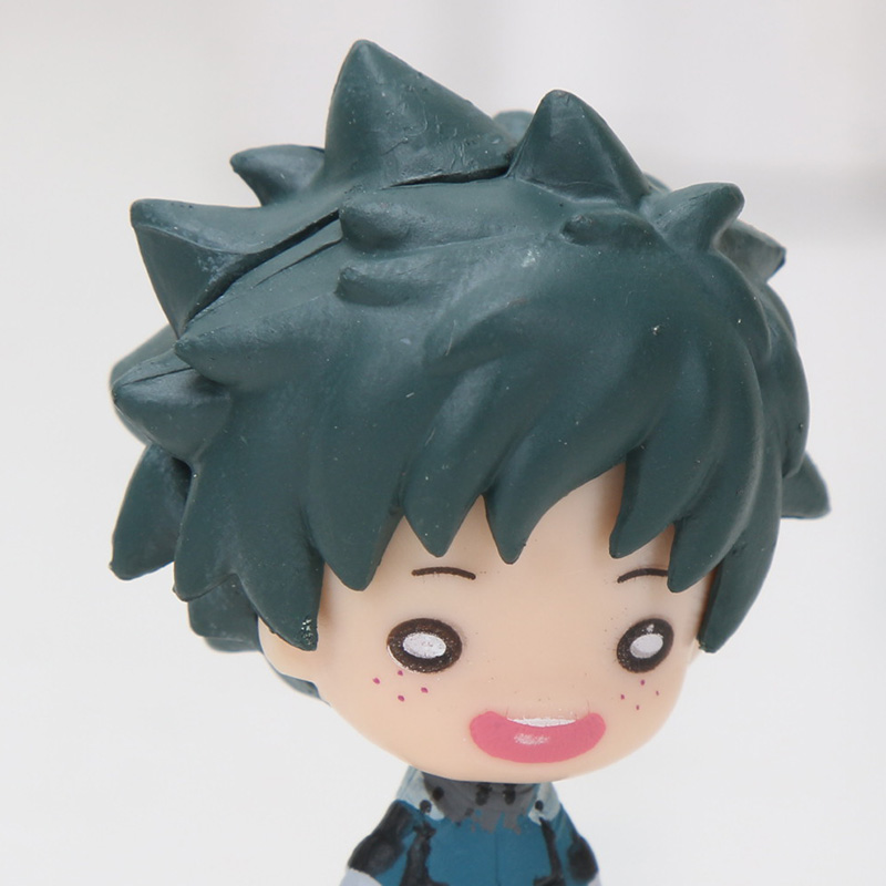 5pcs/set My Hero Academia Midoriya Izuku Bakugou Katsuki Shoto Boku no Hero Academia Figure PVC Model Toy Dolls 3cm