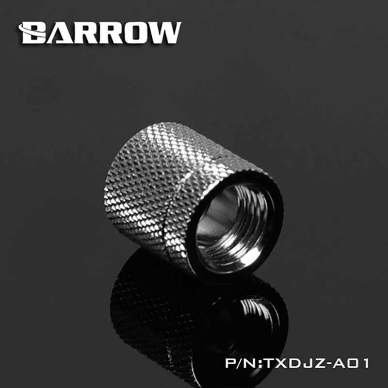 Barrow น้ำ cooler Dual หญิงอุปกรณ์เสริมโลหะคู่ฟันภายใน Water cooling ฮีทซิงค์ gadget อะแดปเตอร์