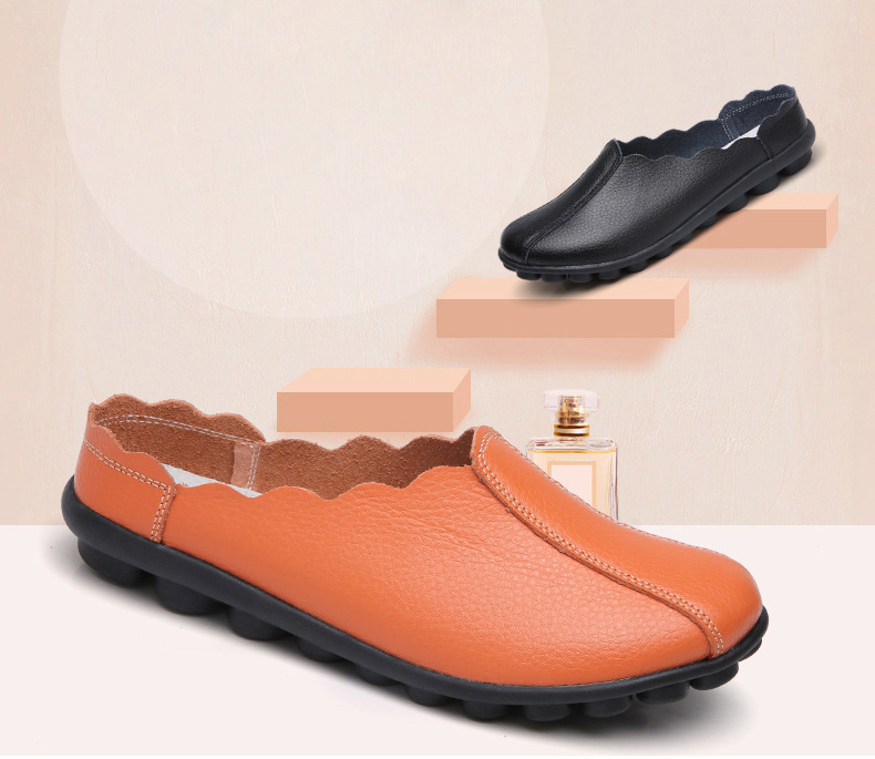 LL 982 Spring Autumn Women Loafers-1