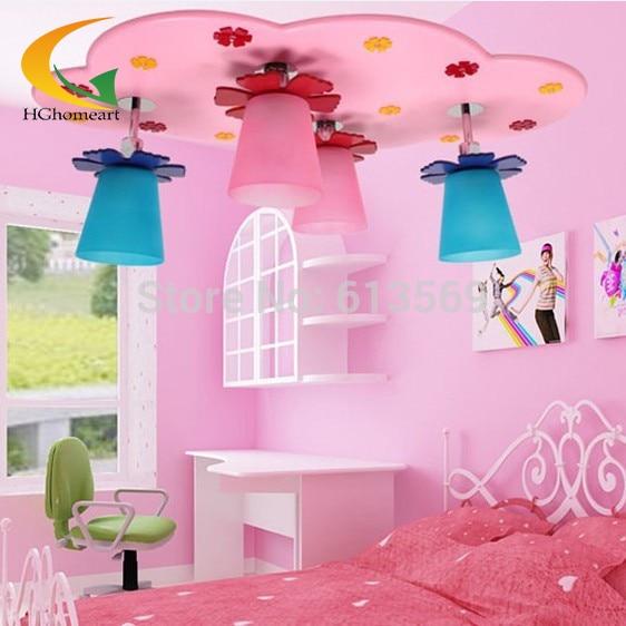 Nice Ceiling Lights For Girls Room Online Shop KingartModern Childrenu0027s Bedroom  Ceiling Lights Girls Room Lamps