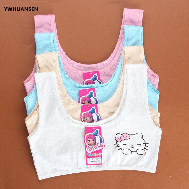 Ywhuansen Free Shipping Cute Kitten Sports Top For Girls -4914