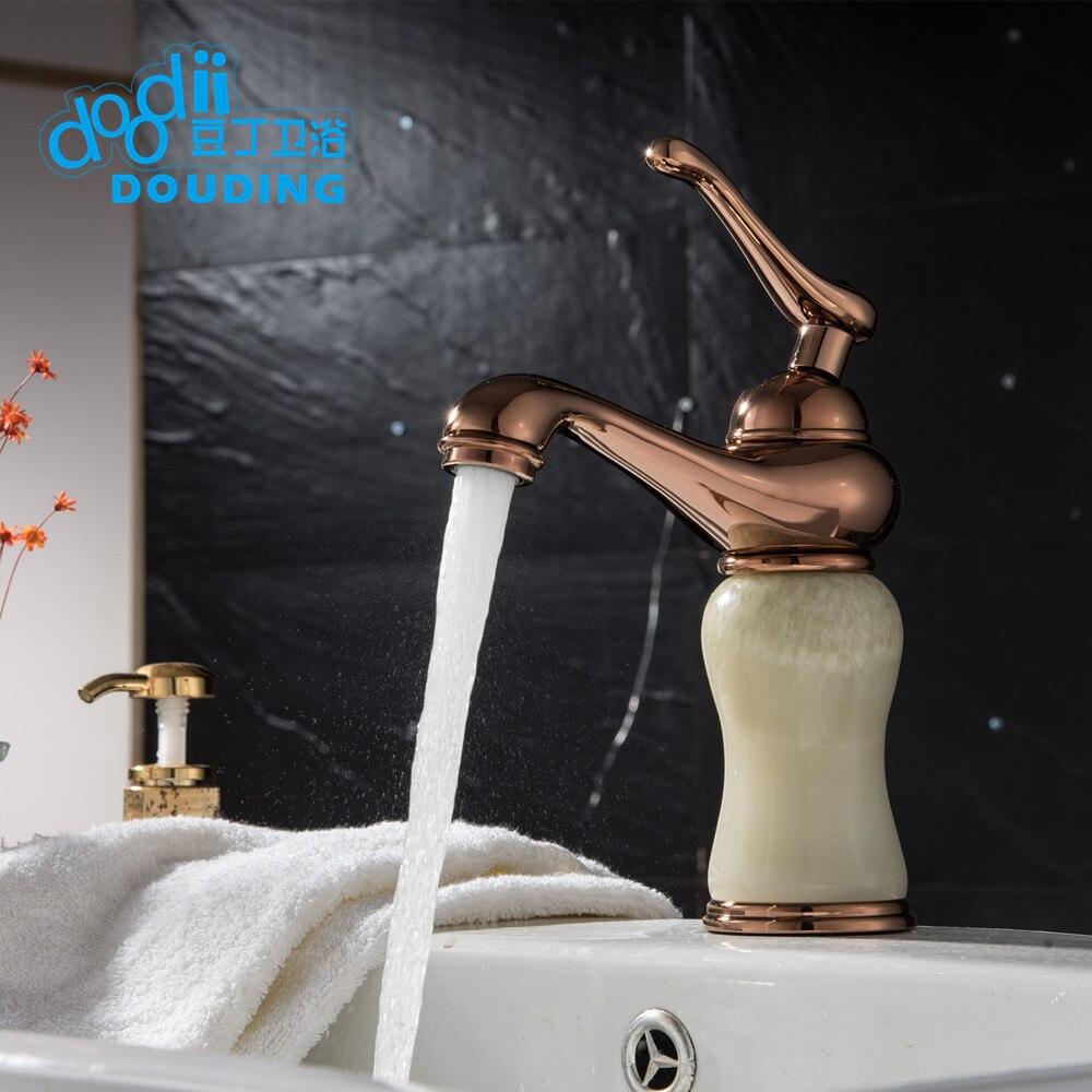 DooDii Bathroom Antique Tap Basin Faucet Vintage Kitchen Sink Tap ...