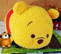 Nova Chegada Grande 30 cm Urso Porco Leitão Bonito Macio Anime TSUM TSUM Coleção Boneca de Brinquedo de Pelúcia de Presente de Natal