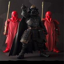 New Star Wars Action Figures Stormtrooper Darth Vader Boba Fett Sic Samurai Taisho 17cm Realization Anime Star Wars Figures Toys