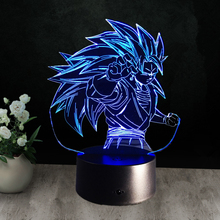 Dragon Ball 3D Night Light