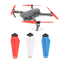 2 Pairs Quick-release CW/CCW Props Propellers For DJI Mavic Pro Drone Foldable Colorful 8330F Propeller Drone Accessories Part