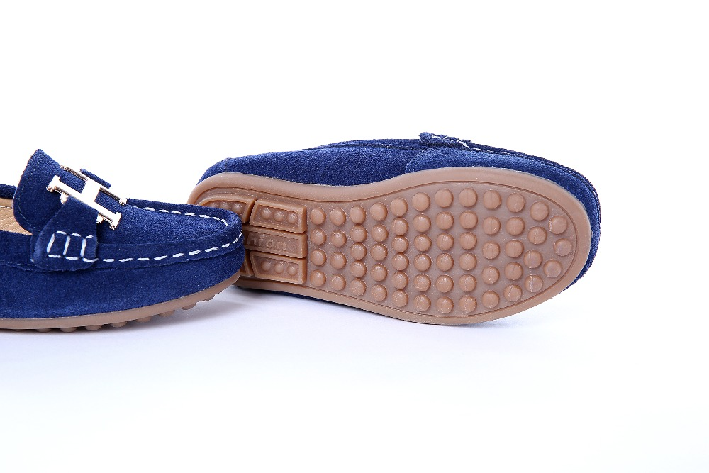 Boys Moccasin Shoes