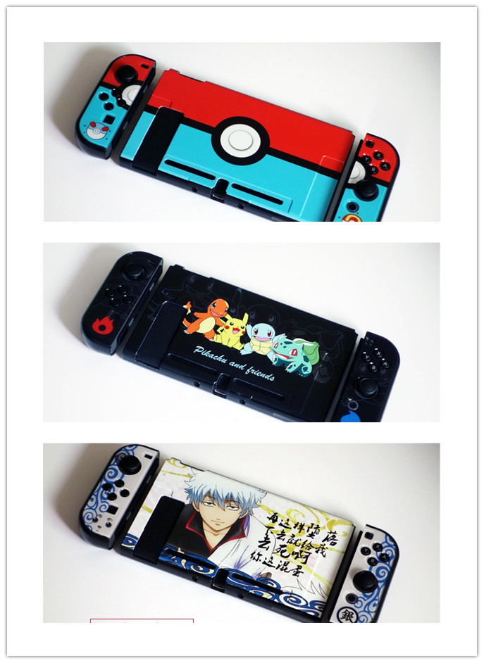 Good Quality Protecter Cover Carry Cases For Nintend Switch For NS Switch Game Console