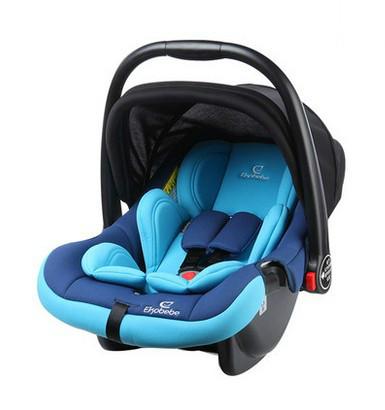 Cesta do bebê do assento de segurança do carro das crianças do bebê recém-nascido tipo portátil berço carro