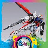 CMT в наличии ORIGIANL BANDAI Gundam Tamashii Наций Металл построить 1/100 мг Йельский удар семя аниме Металл построить игрушечные лошадки рисунок
