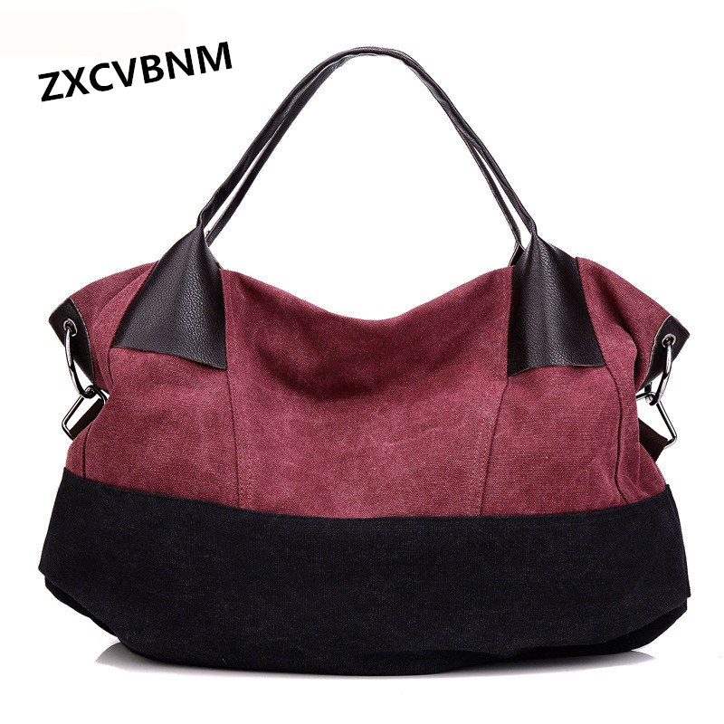 ZXCVBNM Women Shoulder Bag 2017 New Style Canvas Handbags Messenger Female Casual Bags Designer Handbags Bolsa Feminina CH085 цена 2016