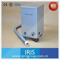 High Quality 2 Units Dental Lab Dental Vacuum Dust Extractor Equipment Machine Collector Unit AX SUPER800
