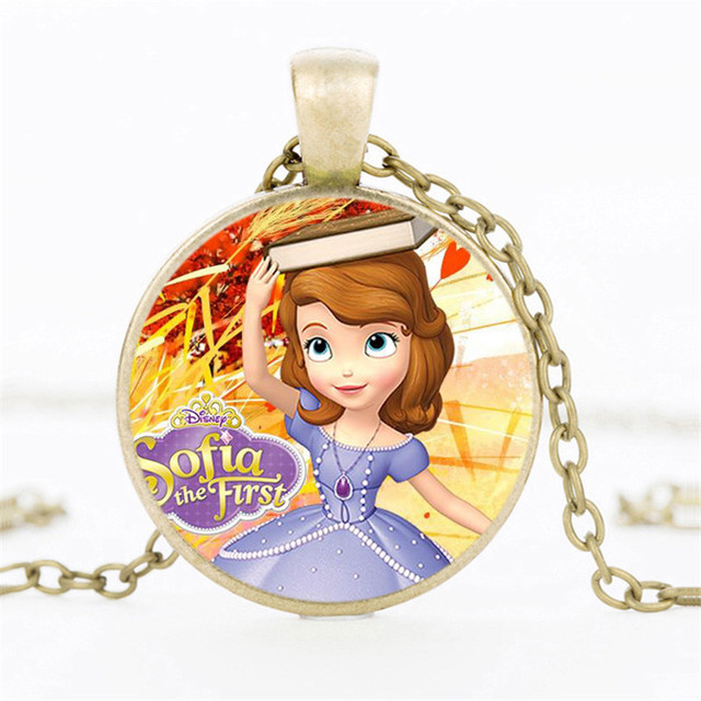Sofia The First Necklace...