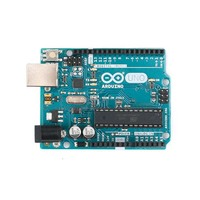 Free Shipping Original Develop Learning Control Board For Arduino Uno R3 ATMEGA328 English Version Development Board