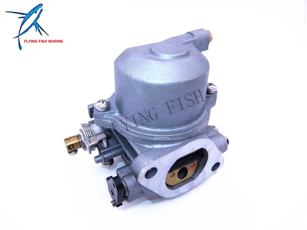 цена F4-04140000 Carburetor Assy for Parsun HDX Makara 4-stroke F4 F5 BM 4hp 5hp Boat outboard motors Free Shipping