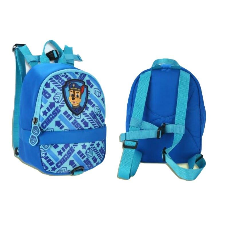2019 Genuine Paw Patrol Mochila Infantil Children School Waterproof Bag Anti-lost Children's Plush Bag Children Toy