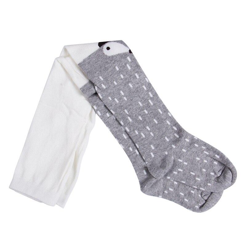 Baby Kids Girls Cotton Tights Fox Stockings Hosiery Pantyhose Cute Casual Fashion Autumn Winter 2018