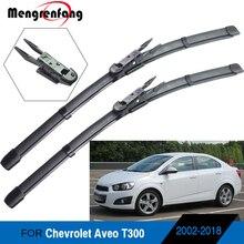Для Chevrolet Aveo T300 автомобильный передний стеклоочиститель Мягкие резиновые щетки стеклоочистителя J Hook& Pinch Tab Arms 2002