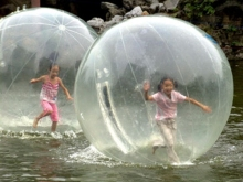 giant water ball,water inflation,clear water balloons,inflatables water walking ball