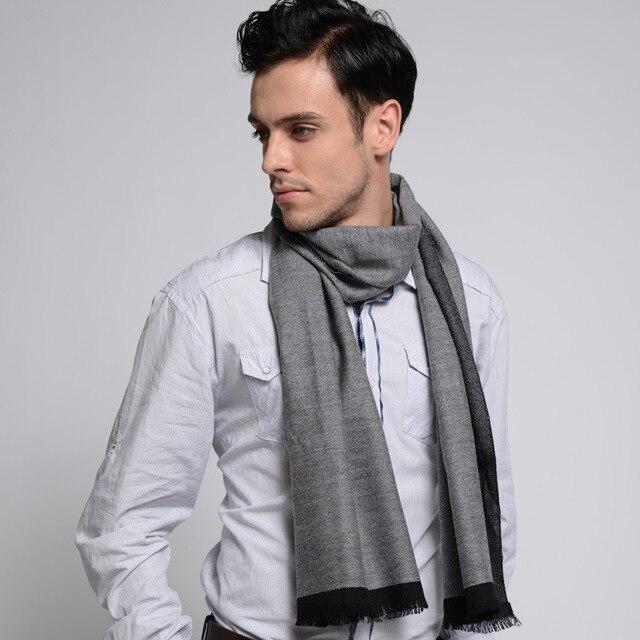 Осень и зиму Корейский прилив мужчины импорт чистой шерсти теплый толстый шарф для женщин девушки B5013