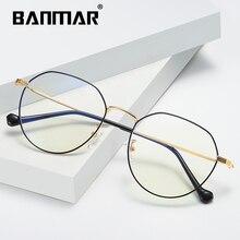 BANMAR Anti Blue Light Computer Glasses Men Women Gaming Reading Ray Blocking Eyeglasses Ultralight Frame Eyewear A1907