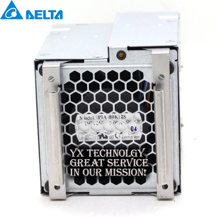 Freeshipping  80*80*38mm (single motor) PIA080K12S  for  Delta  8CM 10A 12V dual motor Super windy  fan  used to платье firkant pia
