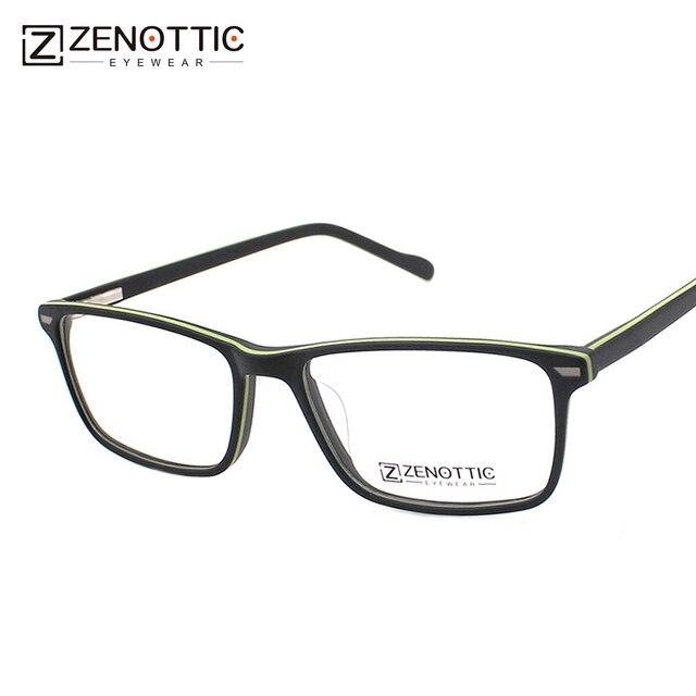 2018 New Trend Eyeglasses Frames Men Glasses Clear Lens Optical ...