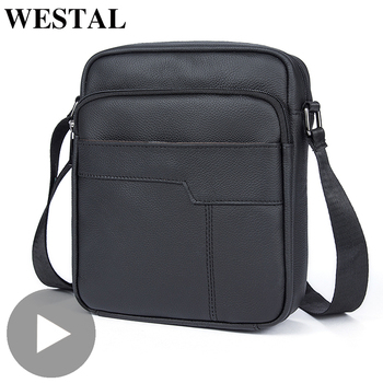 Cross Body Crossbody For Genuine Leather Men Shoulder Bag Messenger Handbag Briefcase Male Black Sac A Main Bolsas Product 2020