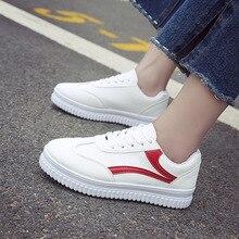 MFU22 горячая распродажа обувь круглый носок повседневная спортивная обувь круглый белый обувь