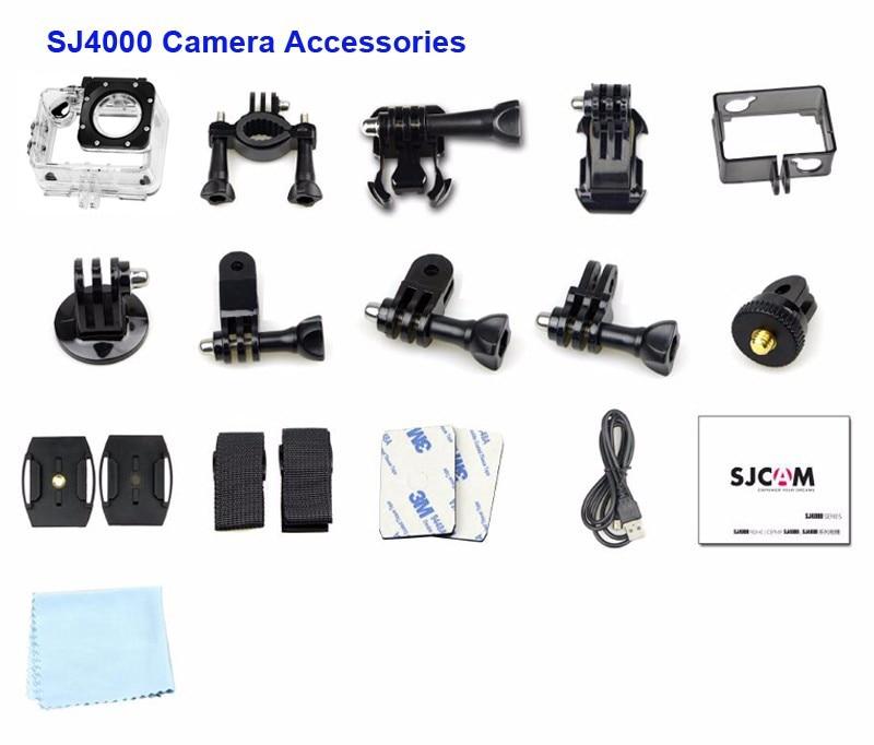 SJ4000 new accessories