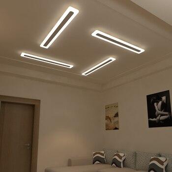 Acrylic Hallway led ceiling lights for living room Plafond home Lighting ceiling lamp home lighting fixtures Modern