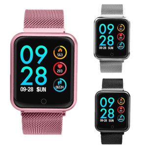Image 5 - AMYNIKEER orologio sportivo per articoli sportivi P68 smart watch IP68 impermeabile braccialetto fitness tracker cardiofrequenzimetro uomo donna smart watch