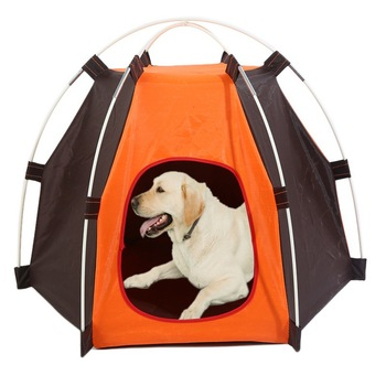 Wholesale Soft Dog House For Large Dogs Portable Foldable Dog House Tent Top Quality Small Cat Bed Puppy Kennel Best Pet Product