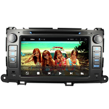 8″ 2 Din HD 1024×600 Quad Core Android 5.1.1 Auto PC Car DVD Player GPS For Toyota Sienna 2009 2010 2011 2012 2013 Stereo Radio