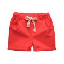 Casual Baby Boy Hosen Kinder Knielangen Shorts Mode Kinder Baumwolle Jungen Kinder Jungen Shorts