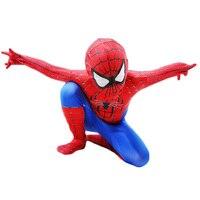 Yeni Örümcek Adam maskot kostüm Örümcek Adam Takım Elbise Örümcek adam Kostümleri Yetişkinler Çocuklar Çocuklar Örümcek-Adam Cosplay Giyim