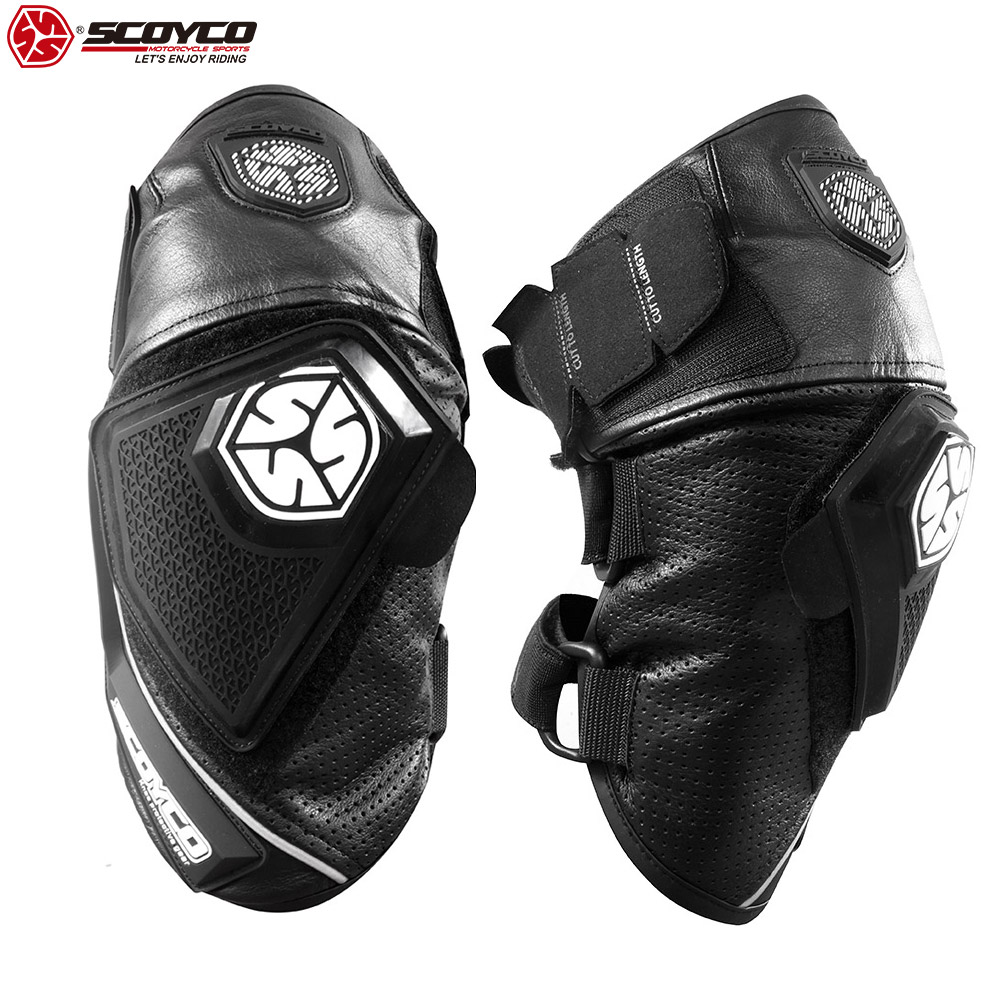 Motorbike Knee Pads Rotatable Knee Guards Shin Guards PE PP Shell Armor Motocross Racing Knee Protector Adjustable Knee Cap Pads Protector Armor for Motorcycle Cycling MTB