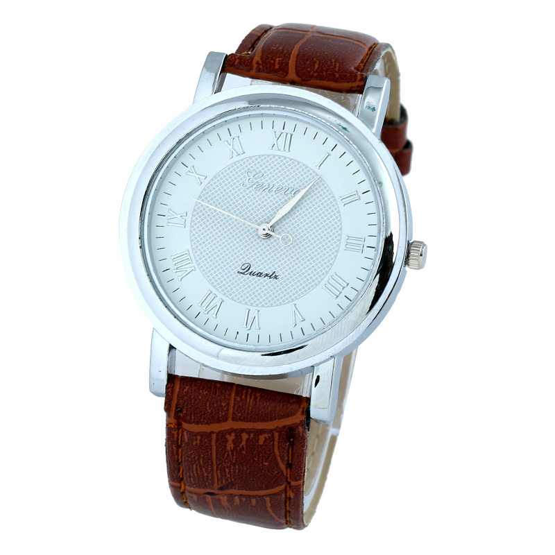 compare prices on platinum mens watches online shopping buy low luxury business quartz watch casual fashion leather watches reloj masculino men watch business sports wristwatch